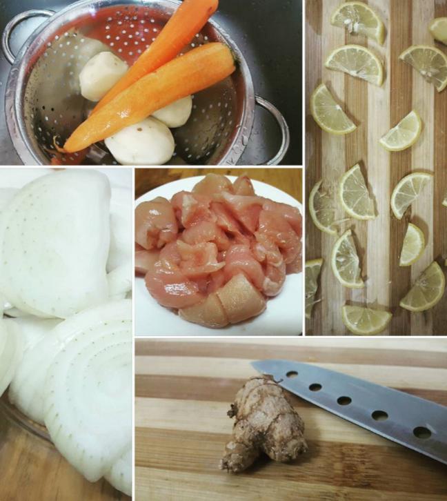 blog cuisine la kitschenette recette poulet
