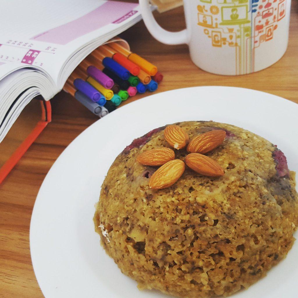 blog cuisine recette bowl cake
