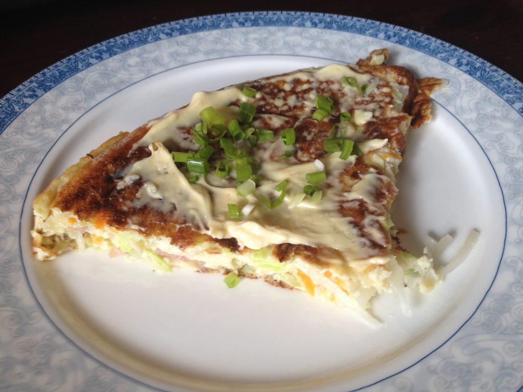recette okonomiyaki