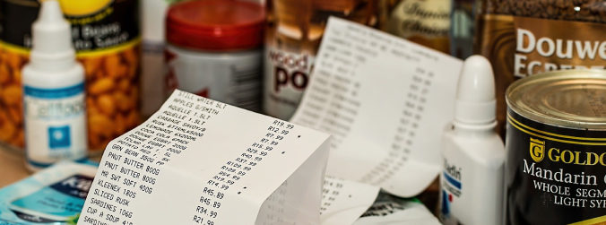 Ticket de caisse et résultat courses